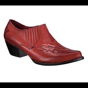 🔥 Reba Lane 🔥| Leather Ankle Booties